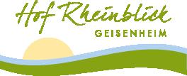 Weinprobiertage Hof Rheinblick