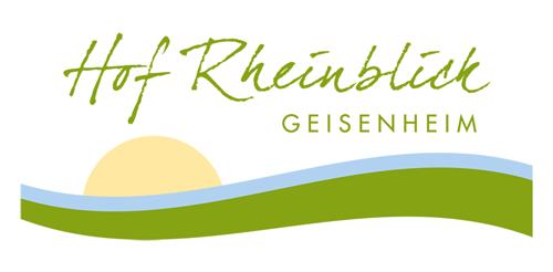Hof Rheinblick