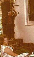 Karl und Dorle Brunk, 1973